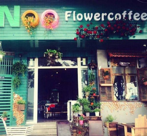 Noo Flower Coffee